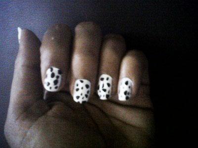 uk beauty blog nail art