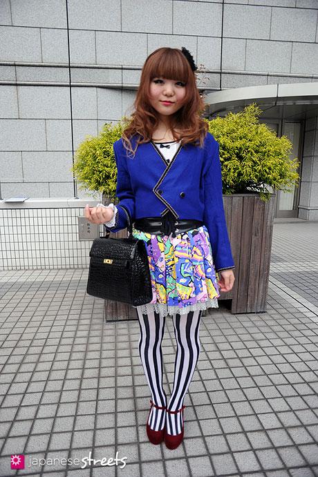 uk beauty blog japanese streetstyle